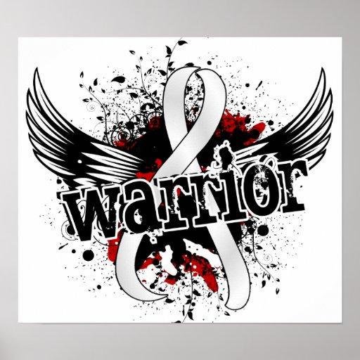 Cáncer de pulmón del guerrero 16 impresiones