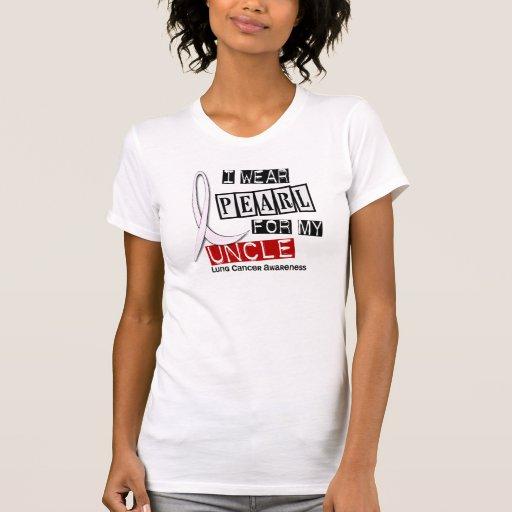 Cáncer de pulmón LLEVO al tío de la PERLA 37 Camisetas