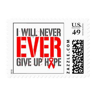 Cáncer de sangre daré nunca nunca para arriba sellos