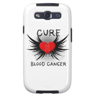 Cáncer de sangre de la curación galaxy s3 cobertura