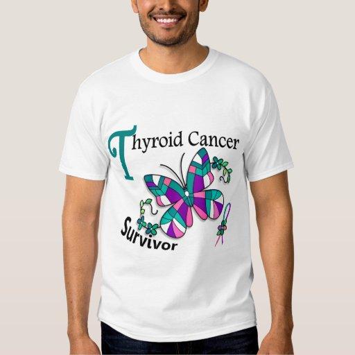 Cáncer de tiroides del superviviente 6 poleras