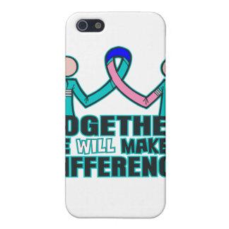 Cáncer de tiroides juntos diferenciaremos iPhone 5 carcasas