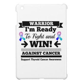 Cáncer de tiroides listo para luchar y para ganar