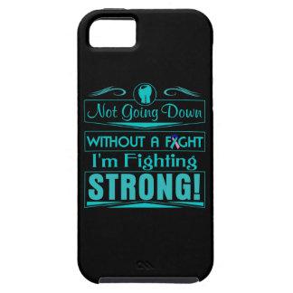 Cáncer de tiroides soy el luchar fuerte iPhone 5 coberturas