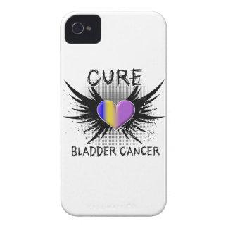 Cáncer de vejiga de la curación iPhone 4 cárcasa