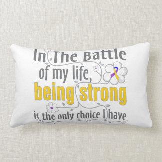 Cáncer de vejiga en la batalla almohada