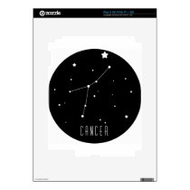 Cancer Decal For iPad 2