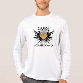Cáncer del apéndice de la curación camisetas