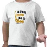 CÁNCER del APÉNDICE llevo el ámbar para mi papá 37 Camisetas