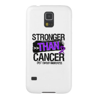 Cáncer del ESENCIAL - más fuerte que cáncer Fundas De Galaxy S5
