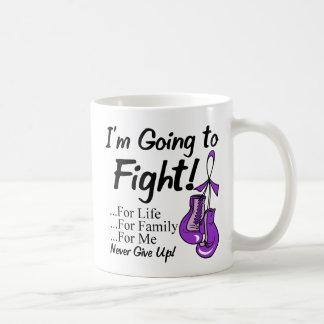 Cáncer del ESENCIAL voy a luchar Taza De Café