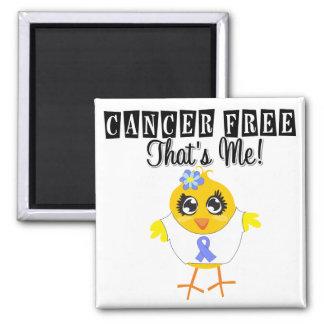 Cáncer del esófago - cáncer libre que es yo iman para frigorífico