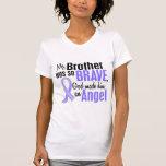 Cáncer del esófago de Brother del ángel 1 Camiseta