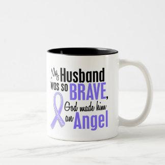 Cáncer del esófago del marido del ángel 1 taza de dos tonos