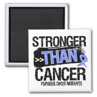Cáncer del esófago - más fuerte que cáncer imán para frigorifico