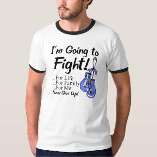 Cáncer del esófago voy a luchar camisas