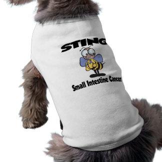 Cáncer del intestino delgado de STING Playera Sin Mangas Para Perro