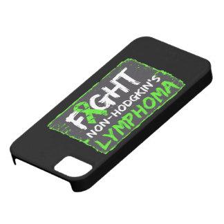 Cáncer del linfoma de Non-Hodgkins de la lucha iPhone 5 Case-Mate Funda