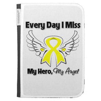 Cáncer del osteosarcoma cada Srta. My Hero del día
