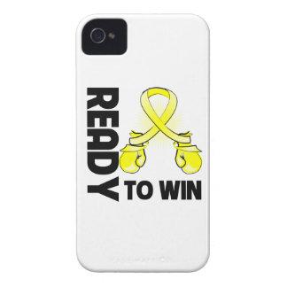 Cáncer del osteosarcoma listo para ganar iPhone 4 protectores