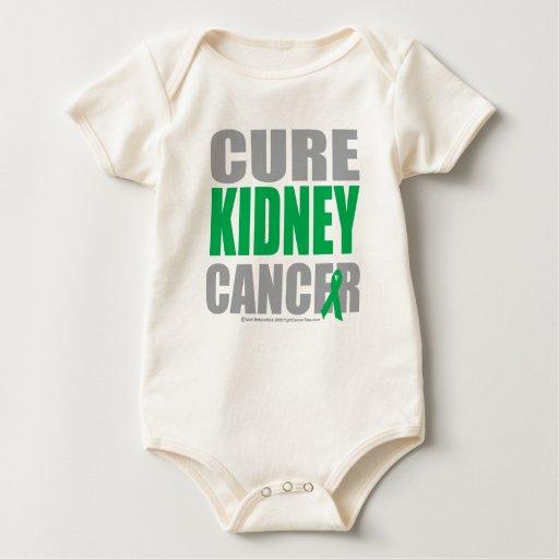Cáncer del riñón de la curación body para bebé