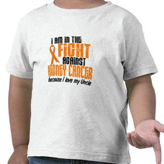 CÁNCER del RIÑÓN en la lucha para mi tío 1 Camisetas