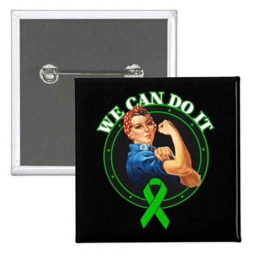 Cáncer del riñón - Rosie el remachador - podemos h Pin