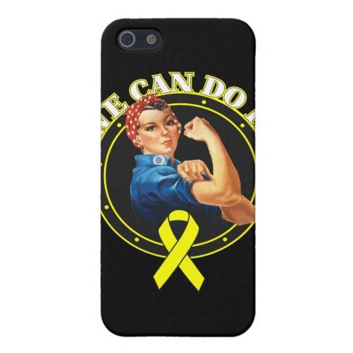 Cáncer del sarcoma - Rosie el remachador - podemos iPhone 5 Cobertura