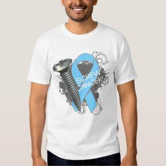Cáncer del tornillo - cáncer de próstata del poleras