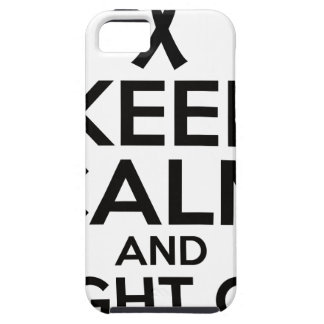 cancer design iPhone SE/5/5s case