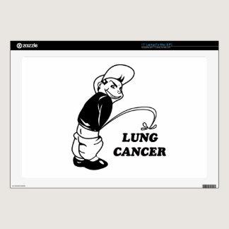 cancer design laptop skins
