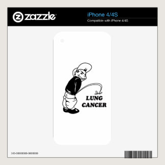 cancer design skins for the iPhone 4S