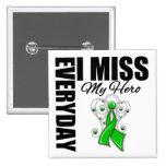 Cáncer diario del riñón de Srta. My Hero v2 de I Pins