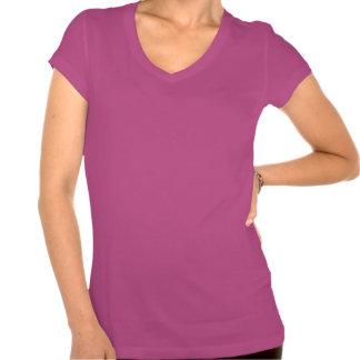 Cáncer divertido de la leucemia del tornillo camisetas