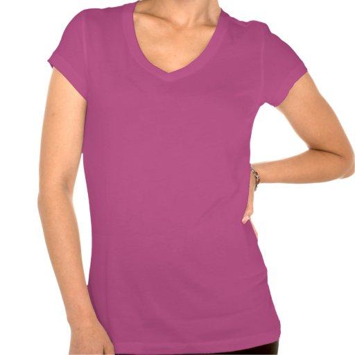 Cáncer divertido del melanoma del tornillo camiseta
