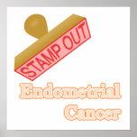 Cáncer endometrial poster