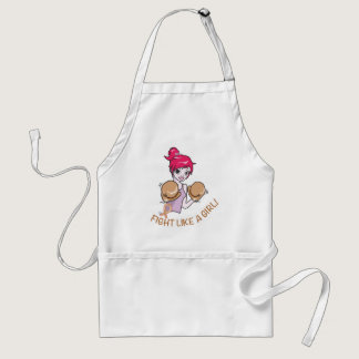 CANCER FIGHT-CHILDHOOD ADULT APRON