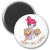 CANCER FIGHT-CHILDHOOD MAGNET