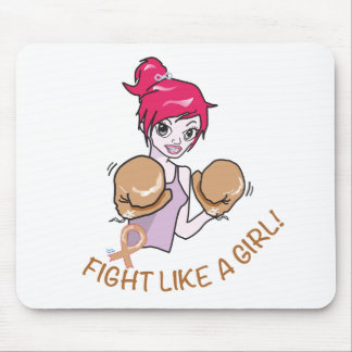 CANCER FIGHT-CHILDHOOD MOUSE PAD