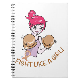 CANCER FIGHT-CHILDHOOD NOTEBOOK