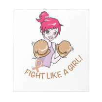 CANCER FIGHT-CHILDHOOD NOTEPAD
