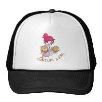 CANCER FIGHT-CHILDHOOD TRUCKER HAT