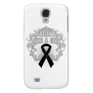 Cancer Fight Like A Girl Fleurish Galaxy S4 Cover