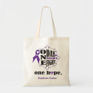 Cancer Fighting Motivation Tote