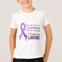 Cancer For Every…..I Proudly Wear Lavender 1 T-Shirt