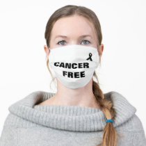 Cancer Free Cloth Face Mask