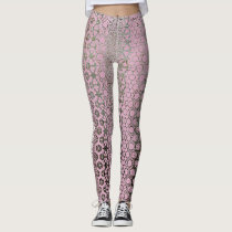 Cancer Free Mission Leggings