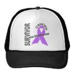 CANCER GENERAL Survivor 1 Trucker Hat