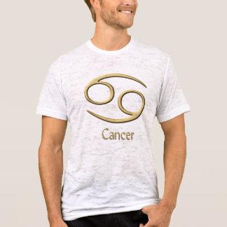 Cancer Gold Symbol t-shirt