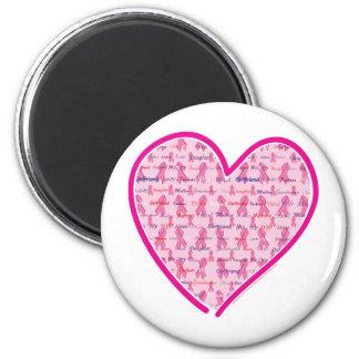 Cancer-Heart Magnet
